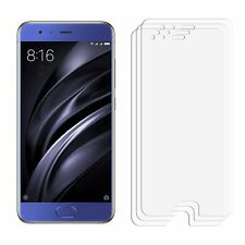2 New Front For Xiaomi Mi6 HD Clear LCD Screen Display Protector Film