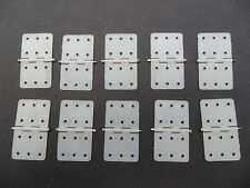 RC Plane Hinges.x10 Aileron/Elevator/Rudder Hinges 28.5mm x 16mm