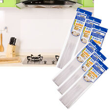 Transparent Anti Oil&Heat Wall Paper Sticker Kitchen Home Decal Grease Oil Proof