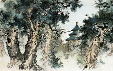 Incorniciato stampa-Stile Tradizionale ARTE orientali (PICTURE POSTER Samurai giapponese)