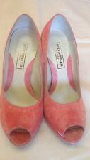 Pittarello - sandali decoltè - colore rosso  - N° 36 - tacco 9, cm circa - USATI
