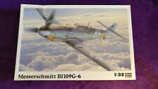 Hasegawa 1:32 Messerchmitt Bf109G-6 Fighter Model Kit #ST17 08067 *SEALED BAGS*