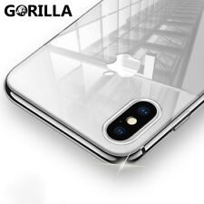 iPhone Xs Max 8 7 Plus 6 SE 5 Case Ultra Crystal Clear Soft Thin COVER For Apple