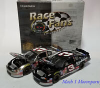 #3 GOODWRENCH Service PLUS Dale Earnhardt GM AC Delco 2001 1/24 2 Car Set Snapon