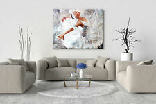 Ballerina Canvas Print Picture Wall Art Home Decor Free Fast Delivery