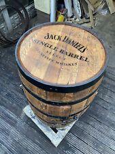 Home Bar Mini Bar Drinks Cabinet - The Highlander Scotch Whisky Barrel Bar LED