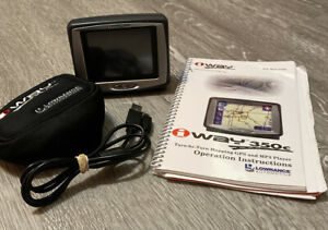 Lowrance iWay 350c 3.5-Inch Portable GPS