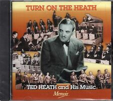 Ted Heath And His Music - Turn On The Heath (Remastered) 1999 CD (New & Sealed)