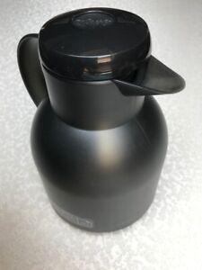 emsa SAMBA Isolier-, Thermoskanne 1l schwarz | emsa SAMBA thermos 1l schwarz