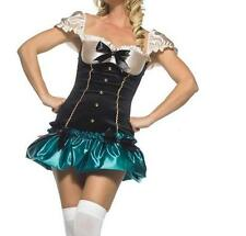 Tea Party Alice In Wonderland Costume St Patrick's Day Celebrations Cute Outfit