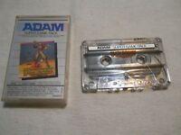 Cassette Adam Super Game Pack Buck Rogers Planet of Zoom Sega 1983