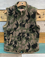 NEW Racheal Camo Womens Vest Size Medium