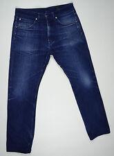 G-Star Jeans 'MARC NEWSON 5 PCKT DENIM' Medium Aged W33 L34 EUC RRP $289 Mens