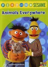 Sesame Street - Play With Me Sesame (DVD, 2005)