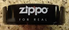 NEW Zippo Black Cigarette Ashtray 70th Anniversary 1932-2002 Ges-Line #371 USA