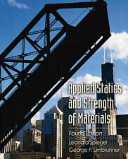 Applied Statics and Strength of Materials: International Edition by Spiegel, Le