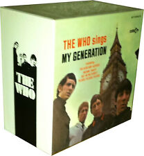WHO My Generation (US) Promo empty Box Japan Mini LP CD