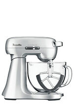 NEW Breville The Scraper Mixer: Silver: BEM430SIL