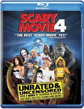 Scary Movie 4 Blu-ray Unrated Version
