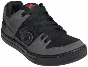 Five Ten Freerider Flat Shoes   Grey Five / Core Black / Grey Four   10