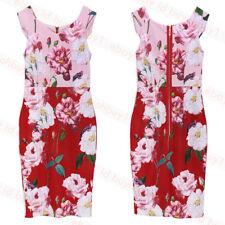 3b6d3dbb703d New Ted Baker Saafi Iguazu Print Bodycon Pencil Dress