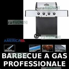 BARBECUE A GAS PROFESSIONALE HUNTINGTON PATRIOT NO LEGNA NO WEBER