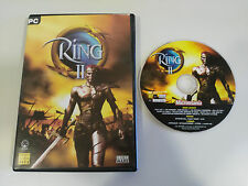 RING II JUEGO PARA PC DVD-ROM ESPAÑOL MICROMANIA
