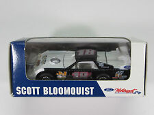 Scott Bloomquist #18 Ford Action 1:64 Dirt Track Superstars Late Model Race Car