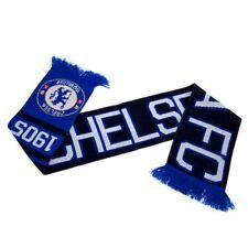 6c9089273d4ba Chelsea FC Scarf Nero Design