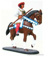 ENGLISH TUDOR CAVALRY YEOMAN OF THE GUAR CBH030 SOLDADO DE PLOMO lead DEL PRADO
