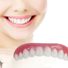 Fits All Flex Teeth Top Cosmetic Veneer Instant Perfect Smile Comfort One Size