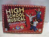 Disney High School Musical Mystery Date 2006 Board Game From Milton Bradley gm97