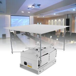X-Lift Beamer Deckenlift Projektor Lift Projektor Sicherheit Cage 10kg Max 220V