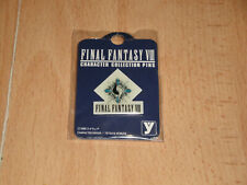 Final Fantasy VIII 8 Character Design Collection pins pin 1999 Square
