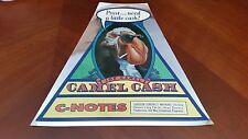 Camel Joe Camel Cash C-Notes Sticker Rare, Brand New!