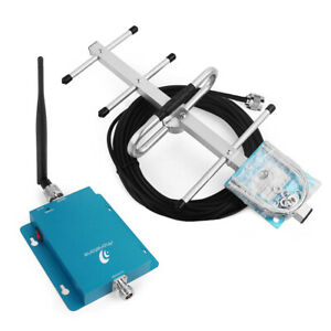 Verizon AT&T 850MHz 62dB 2G/3G/4G LTE Cell Phone Signal Booster Repeater Kit