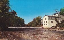 Moulin Légaré ST-EUSTACHE Quebec Canada Germain Beauchamp Postcard