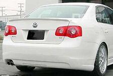 VW-Jetta MK5 5 Sedan Rear Euro Trunk Boot Spoiler Lip Wing Sport Trim Lid R Line
