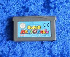 Super Mario Ball, Nintendo GameBoy Advance Spiel
