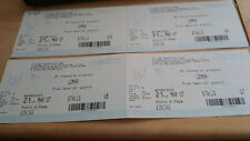 LEMAR unused concert ticket 2007