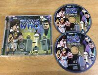 DOCTOR WHO THE DOMINATORS BBC CD AUDIO SCI FI TELEVISION SOUNDTRACK VGC