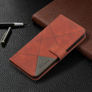 For Samsung Galaxy A72 A52 A42 A32 A21S Case Magnetic Wallet Flip Holder Cover