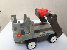 STARCOM 1986 HARV-7 loose vehicle body WORKS coleco