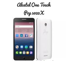 Alcatel Pop Star Clásico 5022X One Touch Smartphone Blanco Rayón