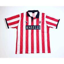 🔥*VGC* Vintage Stoke City 1991/1992 Home Football Shirt - Size XL🔥