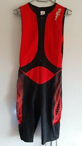 Sailfish Trisuit Herren Größe M in Rot/Schwarz