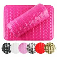 PU Leather Nail Art Salon Hand Cushion Holder Arm Rest Pillow Manicure Tool Chic