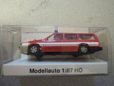 IMU 07741 Volvo Einsatzfahrzeug Feuerwehr in OVP aus Sammlung (3)