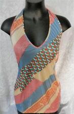 Unbranded Geometric Sleeveless Tops & Blouses for Women