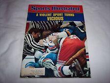 Nov. 17, 1975 ~ Sports Illustrated, Hockey Magazine ~ Vintage Ads & articles